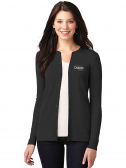 Port Authority Ladies Concept Stretch Button-Front Cardigan